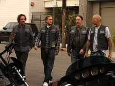 See 'Sons of Anarchy' Season 7 Photos