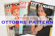 The new year is here and it is time to talk sewing. A while back I did a post on Ottobre magazine. I've had a bit of an obsession with them and Sewing an Ottobre Pattern has been on my to-do list. Since the magazine is nearly impossible to come by here in the US, I took...Read More »