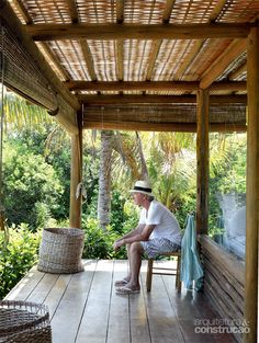 Bahia Beach, Outdoor Cabana, Mud House, Rustic Wood Furniture, Beach Bungalows, Thatched Roof, Forest House, Palawan, Siargao