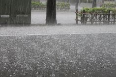Hail at Yokohama, may 2012