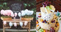 10 roliga alternativ till bröllopstårtan