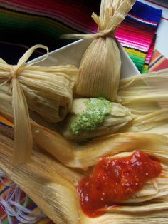 Mexican Corundas - Hispanic Kitchen