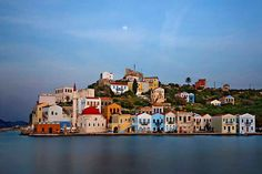 Small but Great: A Guide to Kastelorizo - Greece Is Mykonos Greece, Crete Greece, Athens Greece, Places To Travel, Travel Destinations, Myconos, Walking Routes, Rocky Shore, Greek Isles