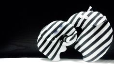 Интерьерная игрушка слоны, парная. Handmade