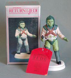 Star Wars Return of the Jedi Klaatu