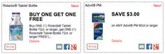 New Coupons for Brawny, Advil, Rolaids and more!