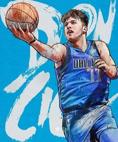 Luka ROYYou can find Nba players and more on our website. Nba Basketball, Nba Sports, Sports Art, Basketball Videos, Street Basketball, Nba Background, Neymar, Best Nba Players, Sports