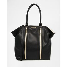 Little Mistress Large Hobo Bag with Gold Trim ($45) ❤ liked on Polyvore featuring bags, handbags, shoulder bags, blackgoldnude, hobo handbags, hobo shoulder handbags, imitation handbags, faux-leather handbags and hobo purse