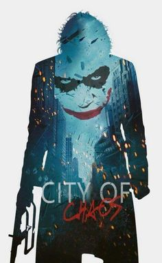 Joker City of Chaos