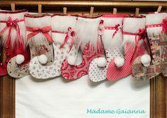 Madame Gaianna: Wundertütenstiefel für die lieben Kleinen