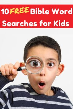 Download FREE Bible Word Search pages for Kids Church.    #Biblewordsearch Halloween Word Search, Halloween Words, Kids Church Games, Father's Day Words, Childrens Ministry Deals, Christmas Bible, Bible Games, Bible Words, Free Bible