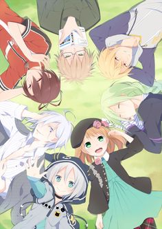 Amnesia everyone together Fire Emblem, Toma Amnesia, Amnesia Memories, Otaku, Kamigami No Asobi, Animes To Watch, Anime Couples Drawings, Cosplay, Anime Love
