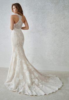 Vestido de novia White One Modelo Familia - Eva Novias