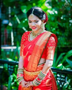 Looking for latest pattu saree color combinations to try ? Check our extensive list of all possible silk saree shade that is going to leave you in awe! Bridal Silk Saree, Soft Silk Sarees, Saree Wedding, Wedding Bride, Peru Wedding, Wedding Wows, Wedding Bells, Wedding Ideas, Bridal Blouse Designs