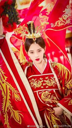 Legend of Yun Xi, Ji jingyi Korean Traditional Dress, Traditional Dresses, Hanfu, Chinese Movies, Ancient Beauty, Wedding Costumes, Asian History, Chinese Clothing, Toddler Girls