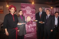 Turkish-Hungarian Businessmen Association,dining at Filizler Restaurant...