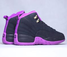 3fe70eb68574 Purple Reign. Preorder the Nike Air Jordan 12 Retro GG