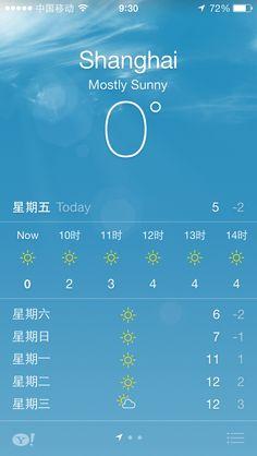 终于跌倒零度 活生生的冷了