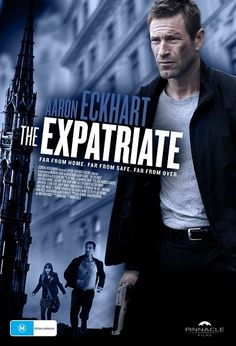 The Expatriate (2012) DVDRip XviD AC3