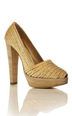 Staggering Sheened Heels - The Charlotte Olympia Resort 2012 Collection Takes Shoes to New Heights (GALLERY)