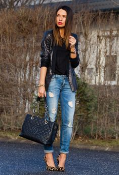 """26 Fashion style for any given day  ♥✮✮""""Feel free to share on Pinterest"""" ♥ღ www.HEALTHLIFE-INFO.COM"""