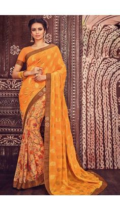 e92a55871d 78 Best Fashion images in 2018 | Indian Fashion, Georgette sarees ...