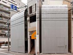 Rooftecture OT2 | Osaka, Japan | Shuhei Endo