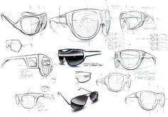 Eyewear Sketches