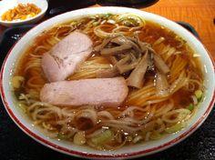 Ramen (上海楼、飯田市)