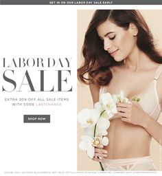 Shhhhh…Our Labor Day sale starts today