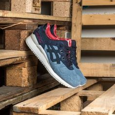 sports shoes 7bd6d f22aa Asics Gel-Lyte III Blue Mirage  India Ink