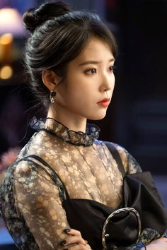 Photo album containing 157 pictures of IU Luna Fashion, Pop Fashion, Girl Photo Poses, Girl Photos, Korean Beauty, Asian Beauty, Korean Celebrities, Celebs, Idol 3