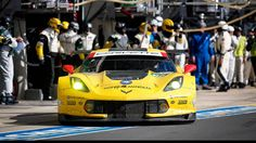 Corvette Racing finishes seventh in LMGTE Pro class at 24 Hours of Le Mans