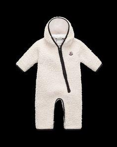 Moncler Baby Romper Suit