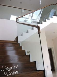 Glass Balustrade | Balustrade Stairs & Stairwell | Signature Stairs Ireland