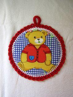 Teddy Bear Wall Art