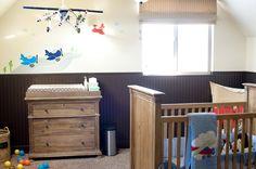 airplane nursery