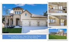 11514 Camp Real, 78253, Alamo Ranch, MLS 1143709, $386,784, 4 bedroom, 3.5 bath, 3 car garage, 2943 sqft, Realtor Incentives, Yvonne Moreno-Kidd, (210) 643-7288  #ReMaxCorridor #AlamoRanchHomes, #78253Homes, #NewConstruction #WilshireHomes #SanAntonioHomes #TaftHighSchoolHomes