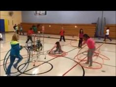 Physical Education Instant Activities for Upper body strength - YouTube