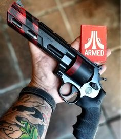 Weapons Guns, Guns And Ammo, Armas Airsoft, 44 Magnum, Hand Cannon, Custom Guns, Concept Weapons, Hunting Guns, Fire Powers