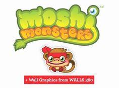 ChopChop (Moshling Wall Graphics from WALLS 360) http://www.Walls360.com/MoshiMonstershttp://blog.walls360.com/moshi-monsters-wall-graphics-from-walls-360/