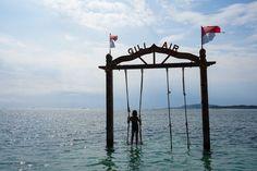 Balis bästa stränder med barn - Gili air / Bali beaches