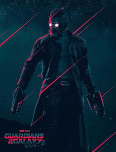 Star-Lord Poster Looking for a HQ one.