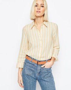 Asos Casual Summer Stripe Shirt