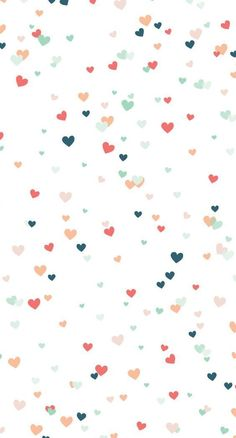 Jan 2020 - Confetti Hearts Fitted Crib/Cot Sheet CozybyJess by CozybyJess Holiday Iphone Wallpaper, Watch Wallpaper, Iphone Background Wallpaper, Heart Wallpaper, Pastel Wallpaper, Aesthetic Iphone Wallpaper, Mobile Wallpaper, Aesthetic Wallpapers, Homescreen Wallpaper