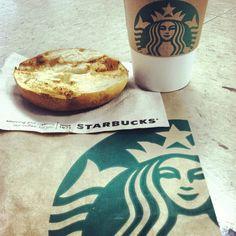 Morning Starbucks is always the best!
