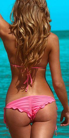 B056SB1C BIKINI SEQUINS BOTTOM 1 CANDY | Liliana Montoya Swimwear
