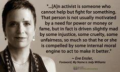 Activism. #intactivism