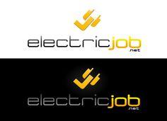ElectricJob.Net Logo  by boss