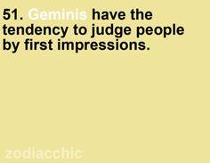 Guilty, but trust my gut!